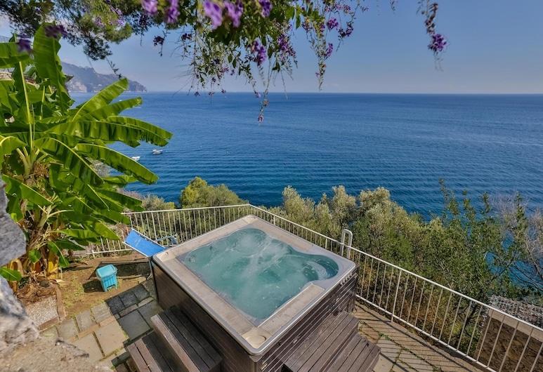 Villa Santa Maria - Luxury Country House, Amalfi, Outdoor Spa Tub