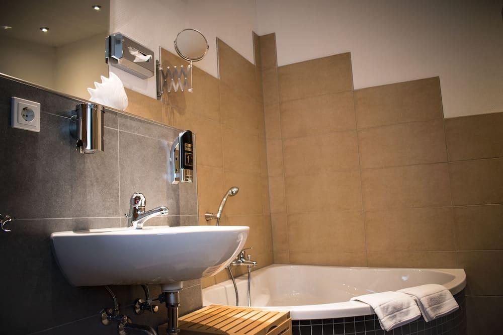 Junior-sviitti, Sauna - Kylpyhuone