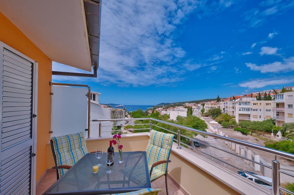 Apartment More - Balcony