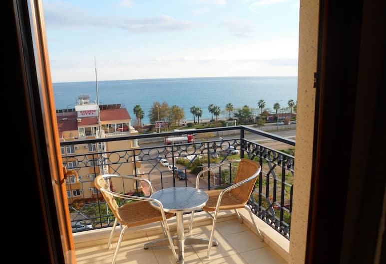 Hotel Royal Hill, Antalya, Double Room Sea View, Balcony
