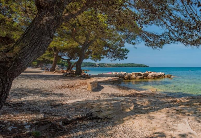 Lanterna Premium Camping Resort, Tar-Vabriga, Pláž