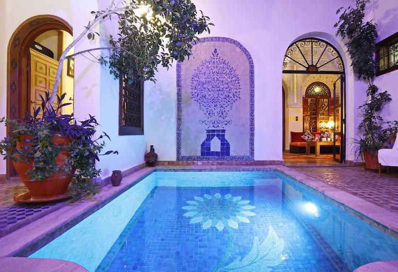 Riad Daria Suites & Spa, Marrakech, Basen odkryty