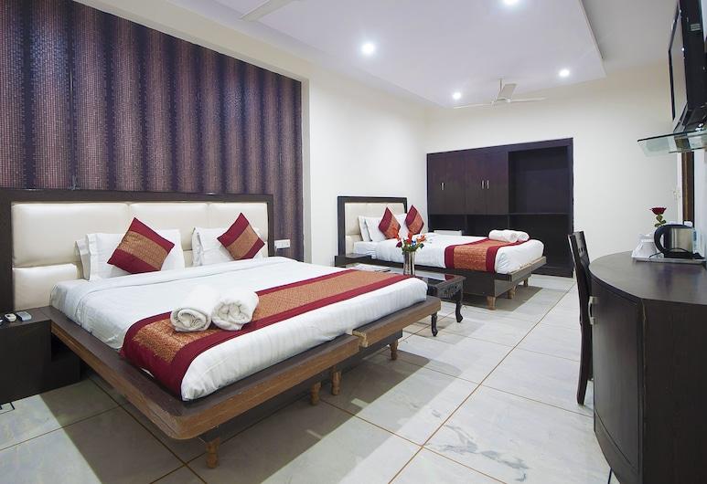 阿普拉國際酒店, 新德里, 客房 (Deluxe Room Double /Twin Bed), 客房景觀