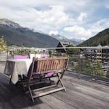 Люкс, балкон, вид на горы (Galzig) - Вид с балкона