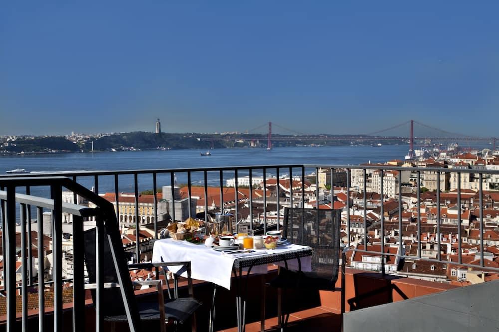 Suite Deluxe, balcón - Balcón