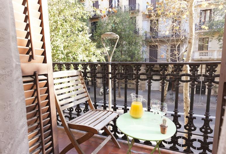 Easy Sleep Gaudi Terrace, Barcelona, Departamento, 1 habitación, Balcón