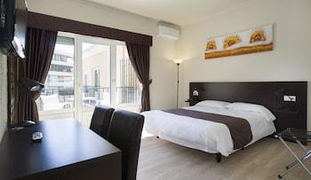 Foto van Hotel El Pozo in Torremolinos