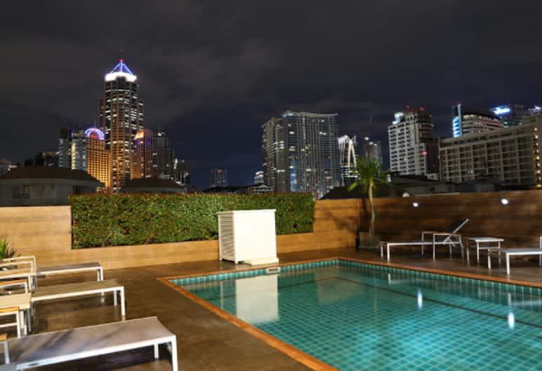The Dawin Bangkok, Bangkok, Outdoor Pool