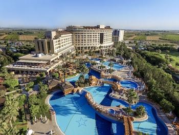 在安塔利亚的拉拉成名公寓酒店及 Spa - 全包式照片