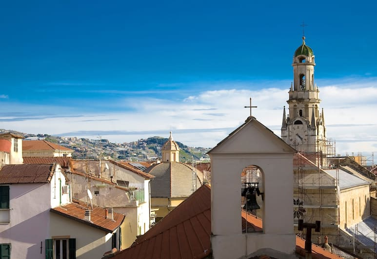 Hotel Riviera, Sanremo, Utsikt fra hotellet