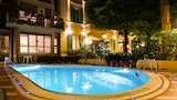 Choose This Pool Hotel in Montecatini Terme