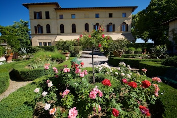 Siena bölgesindeki Hotel Villa Scacciapensieri resmi