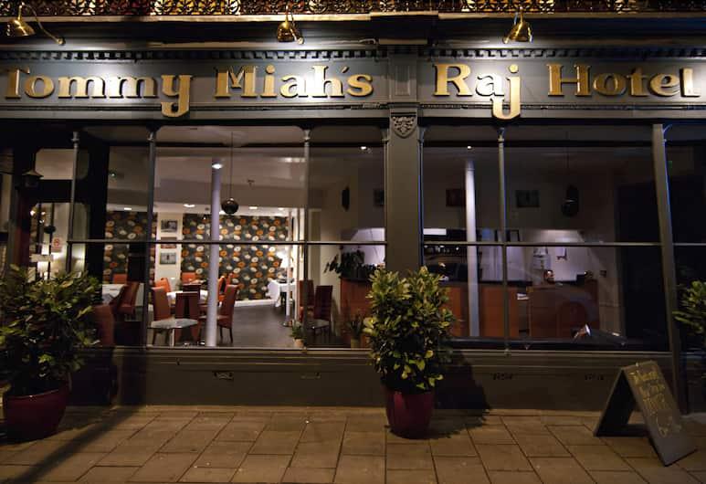 Islington Inn, London, Bagian Depan Hotel - Sore/Malam