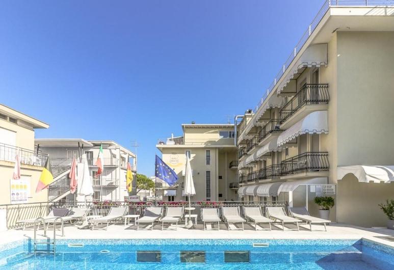 Hotel Jesulum, Jesolo, Terrazza panoramica