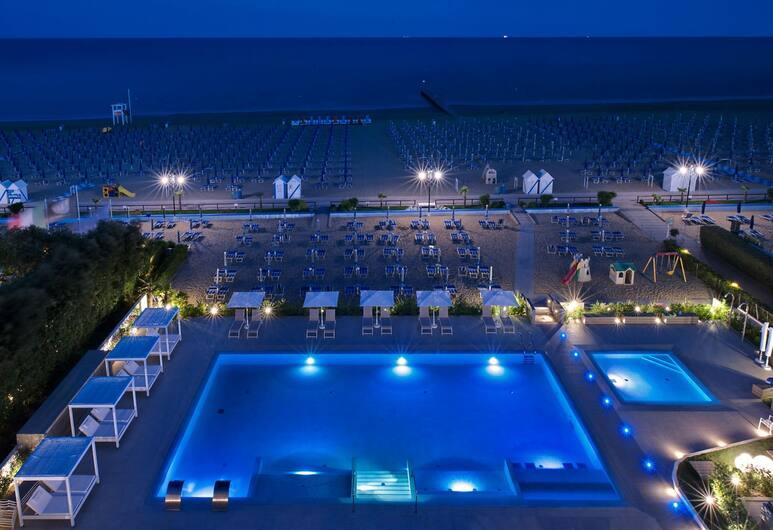 Hotel Orient & Pacific, Jesolo, Piscina all'aperto