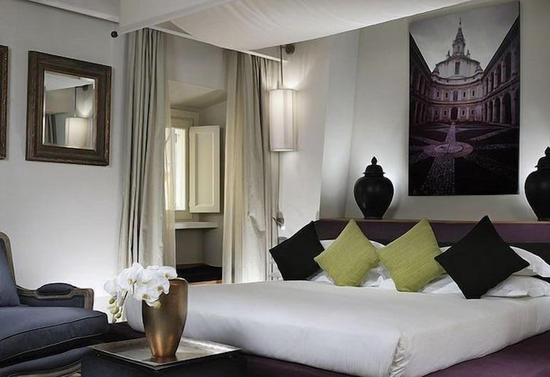 Mario de Fiori 37, Rome, Deluxe Studio, Guest Room