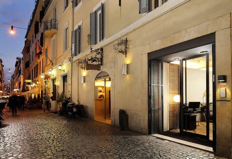 馬里奧德菲奧里 37 酒店, 羅馬