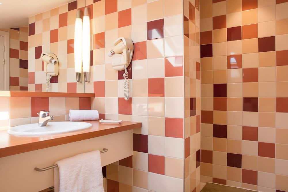 Standard-Apartment (For 2) - Badezimmer