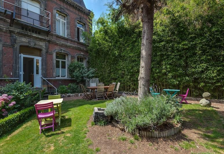 Brit Hôtel Notre Dame, Valenciennes, Jardin