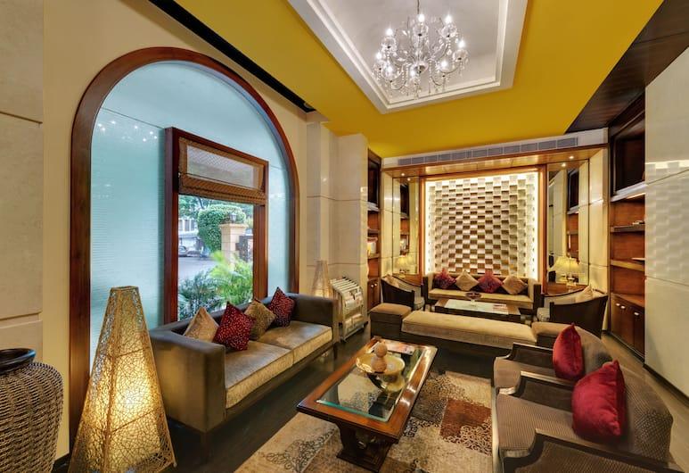 Grand Residency Hotel & Serviced Apartments, Mumbai, Zitruimte lobby