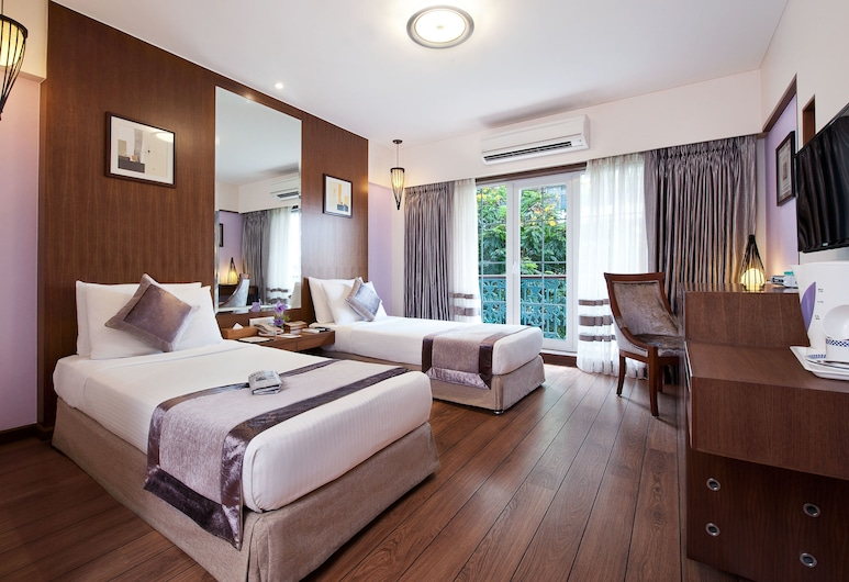 Grand Residency Hotel & Serviced Apartments, Mumbai, Deluxe Room, Guest Room View