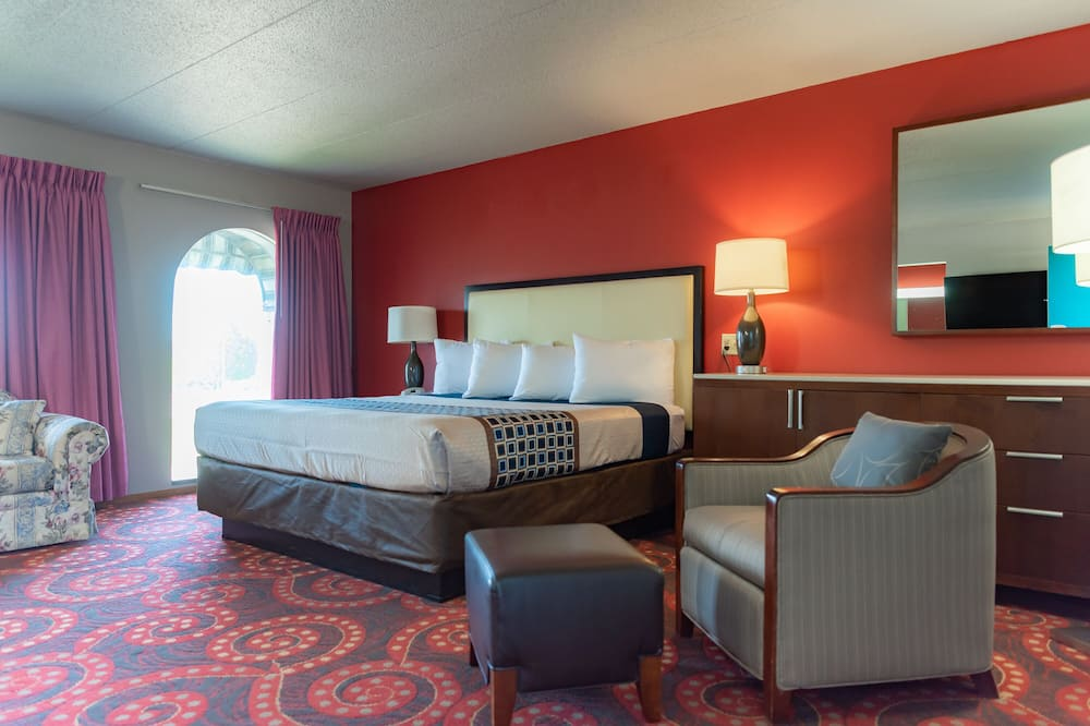 Izba, 1 extra veľké dvojlôžko, nefajčiarska izba - Hosťovská izba