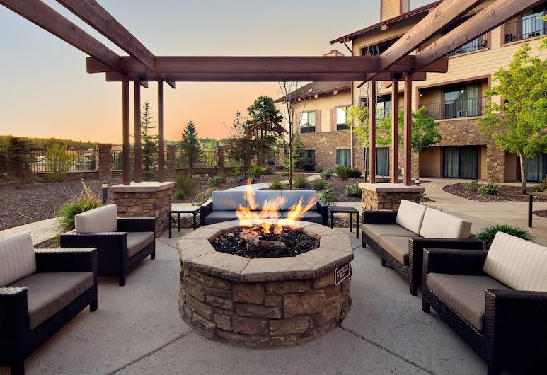 Courtyard Marriott Flagstaff, Flagstaff, Balkon