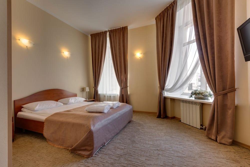 Luxury Room, 1 Bedroom - Living Area