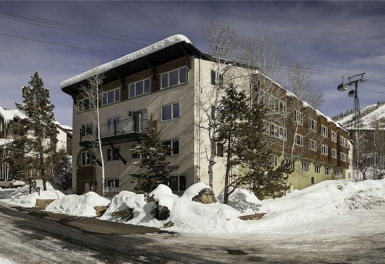 Ski Trail Condominiums by Mountain Resorts, Steamboat Springs, Standardværelse - 1 soveværelse, Overnatningsstedets facade