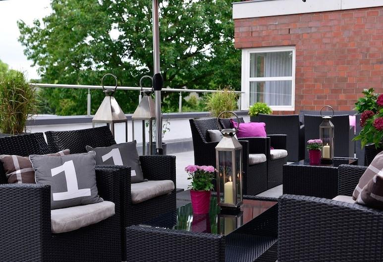 hotel friends Hückelhoven, Hueckelhoven, Terrazza/Patio