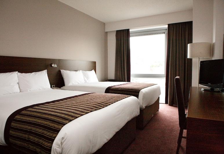 Jurys Inn Derby, Derby, Standard Tek Büyük Yataklı Oda (and Single Room), Oda