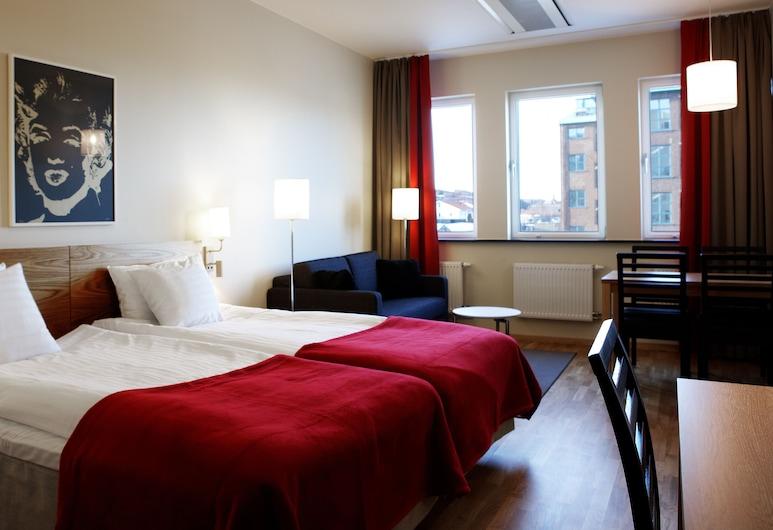 Clarion Collection Hotel Mektagonen, โกเธนเบิร์ก, ห้องสแตนดาร์ด, เตียงควีนไซส์ 1 เตียง, ปลอดบุหรี่, ห้องครัวขนาดเล็ก, ห้องพัก