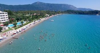 Bild vom Elea Beach Hotel in Korfu