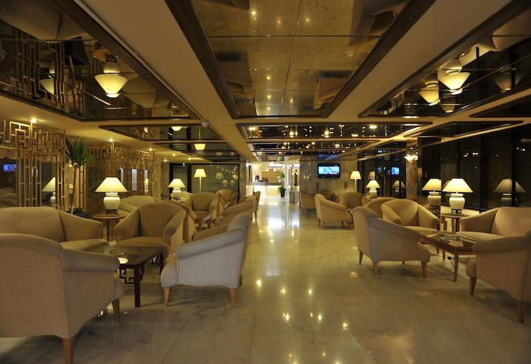 Liwan Hotel, Amman, Setustofa í anddyri