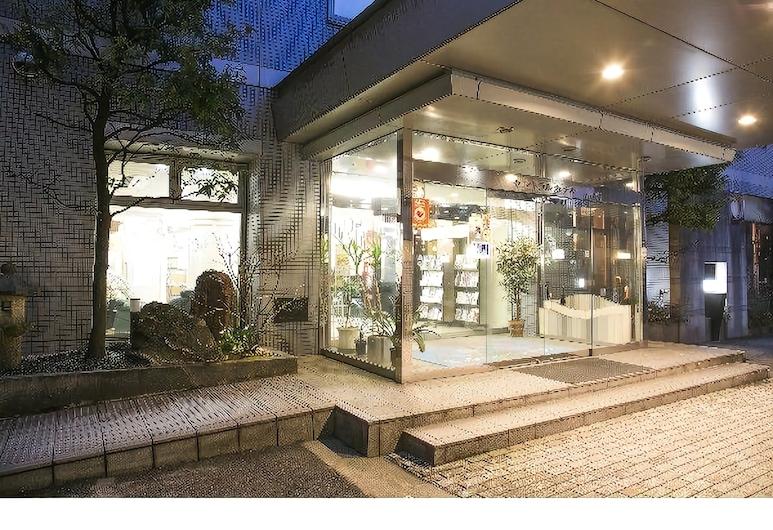 Kanazawa Central Hotel Annex, קאנאזאווה, הכניסה למלון