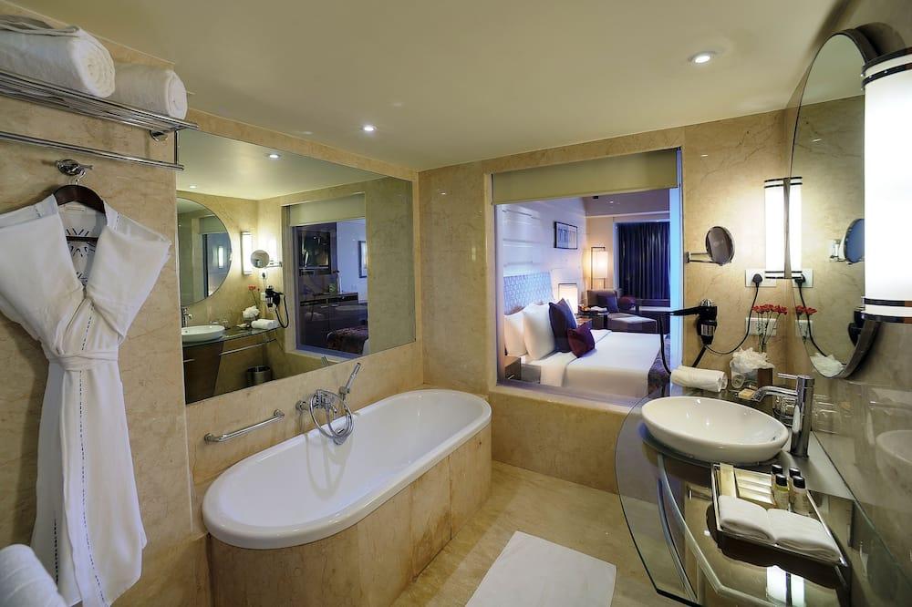 Premium Room City View Queen Bed  - Badkamer