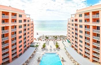 清水海灘克利爾沃特海灘君悅飯店的相片