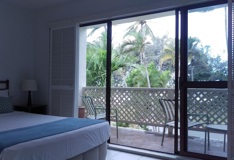 Beachfront Terraces, Πορτ Ντάγκλας, Standard Διαμέρισμα, 2 Υπνοδωμάτια, Στην παραλία, Δωμάτιο