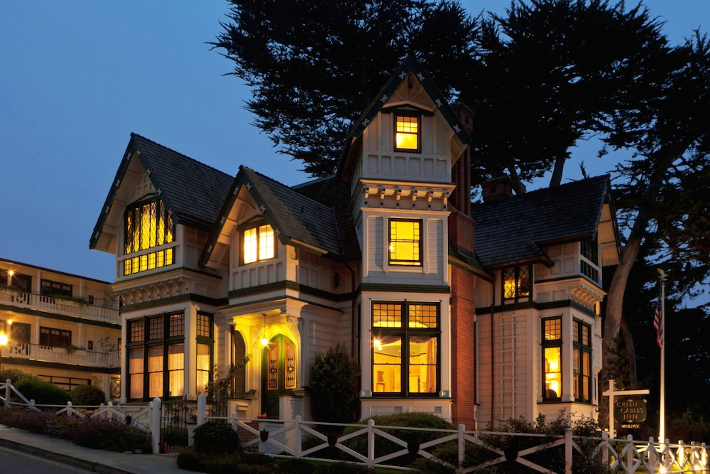 Green Gables Inn, A Four Sisters Inn, Pacific Grove