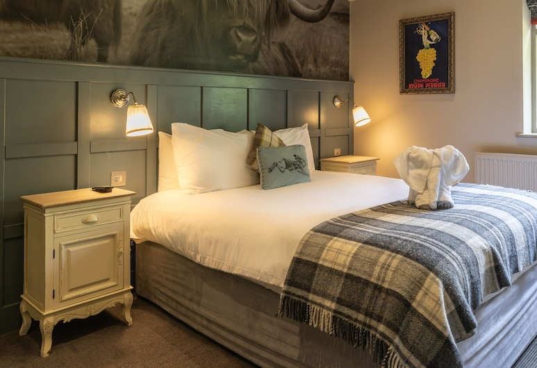 The Carnarvon Arms, Newbury, Classic Double Room, Guest Room