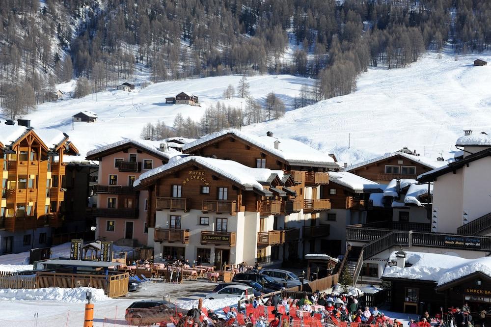Hotel Helvetia, Livigno