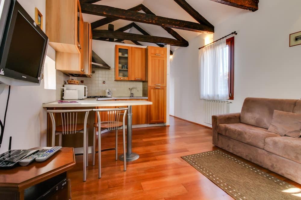 Appartement Standard, 1 chambre (2 People) - Coin séjour