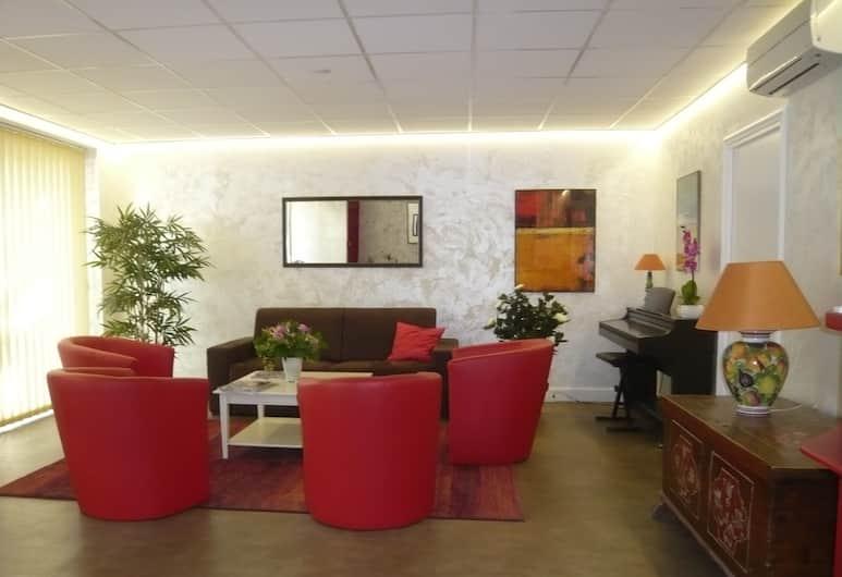 Hotel Parisien, Mentone