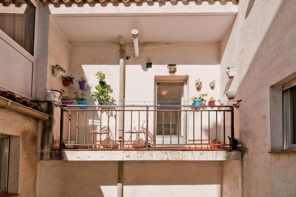アパートメント 3 ベッドルーム (2C San Simon) - バルコニー