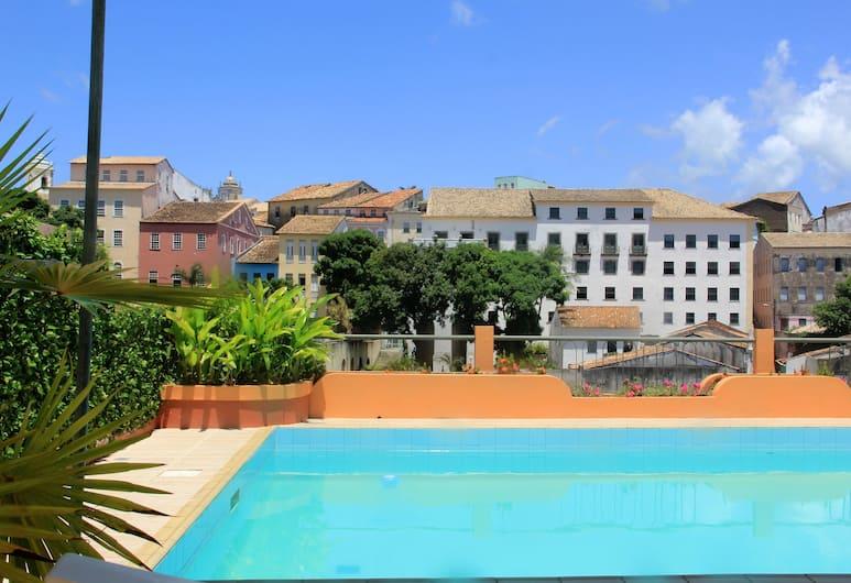 Pousada da Mangueira, Salvador, View from Hotel