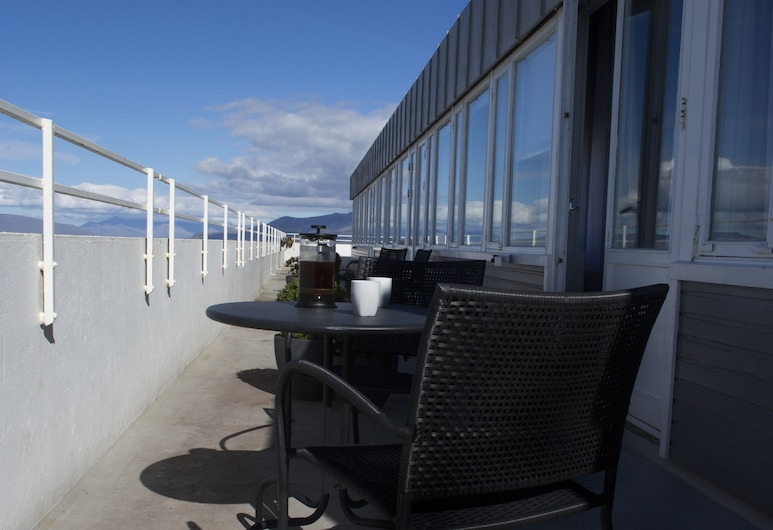 Room With A View Apartments, Reykjavík, Camera con letto matrimoniale o 2 letti singoli, balcone, Camera
