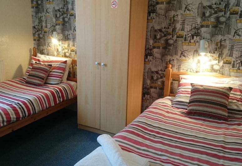 Tulip Hotel, Blackpool, Habitación estándar con 2 camas individuales, Habitación