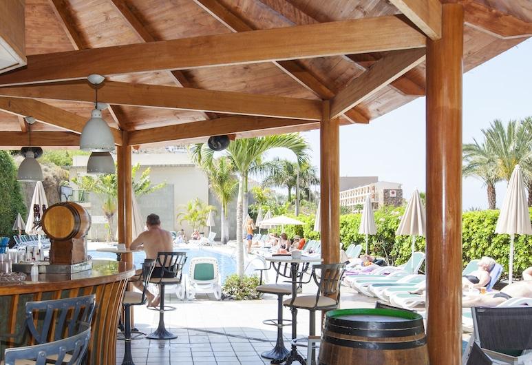 Hotel Paradise Costa Taurito - All Inclusive Waterpark, Mogan, Basseiniäärne baar
