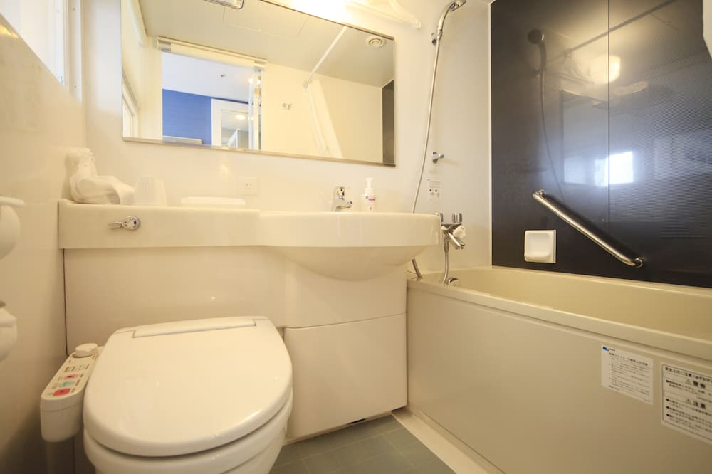 Štandardná jednolôžková izba, nefajčiarska izba (120cm Bed) - Kúpeľňa