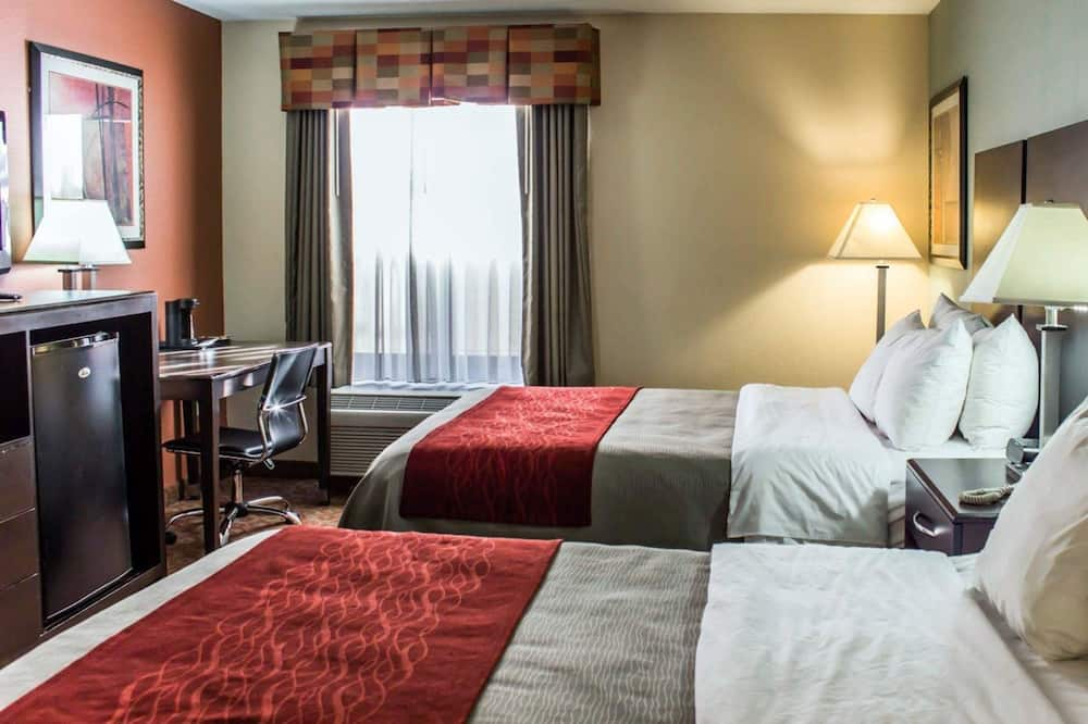 חדר סטנדרט זוגי, 2 מיטות זוגיות, ללא עישון - חדר אורחים